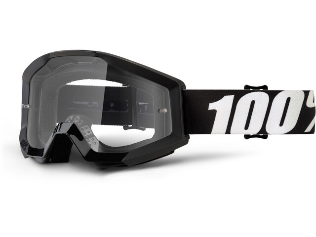 100% Strata Lunettes de protection, outlaw-clear